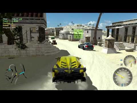 Stunt Rally 2.6 and Irrlamb 0.2