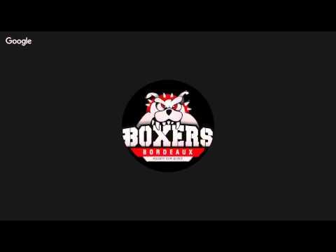 Chamonix - Bordeaux [Ligue Magnus J16]