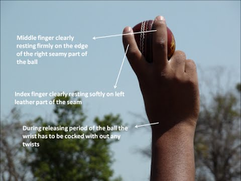 How To Ball Legspin 42