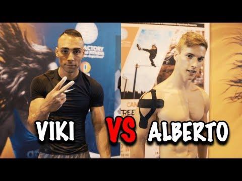VIKI SANTORO VS ALBERTO - ULTIMATE BATTLES 2