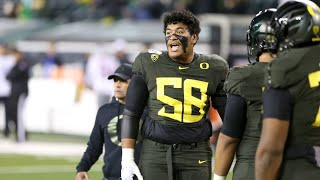 Penei Sewell Opting Out To Join The NFL 2021 Draft