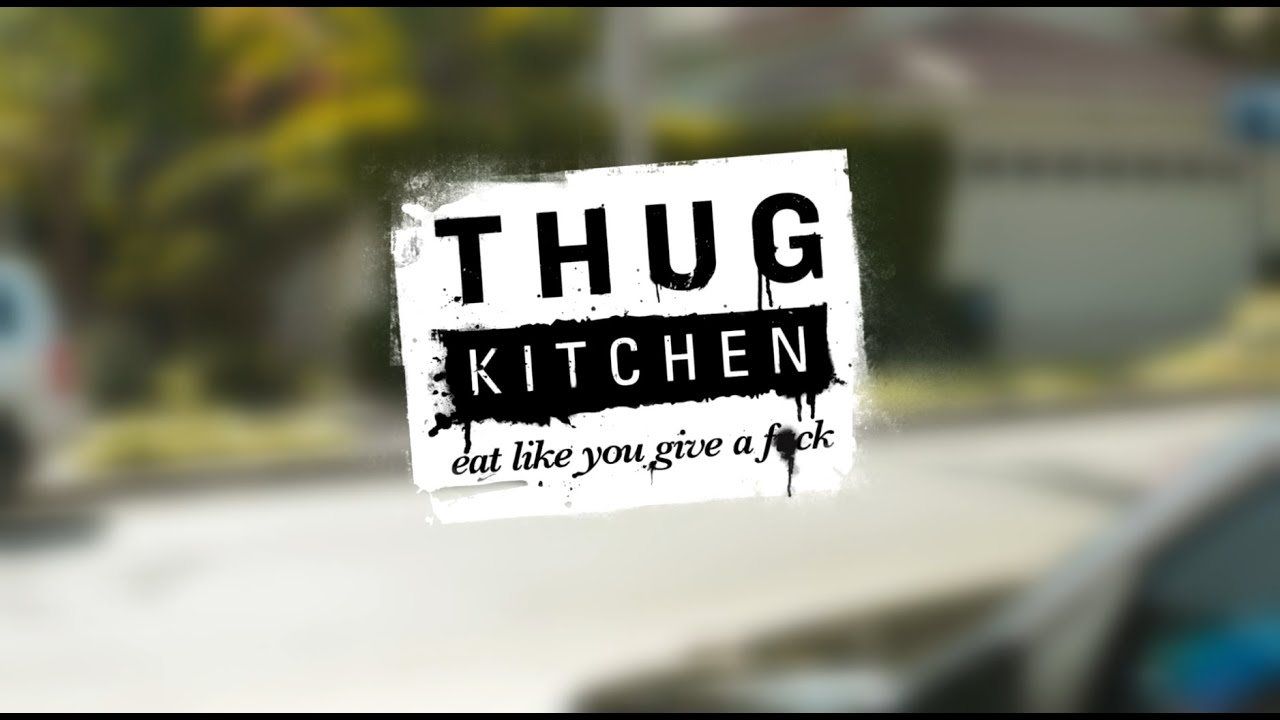 Thug Kitchen Cookbook Trailer (explicit) - YouTube