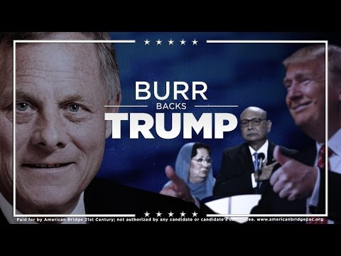 Sen. Burr, What Will it Take?