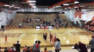JV \u0026 Varsity Volleyball vs. Tri-Valley