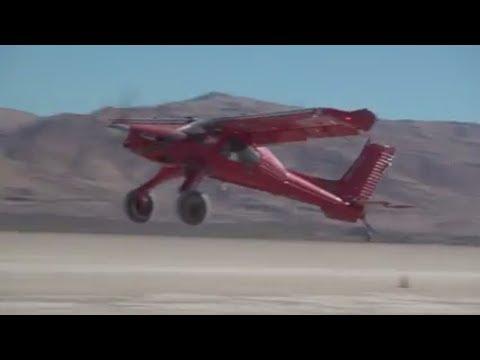 High Sierra Fly In