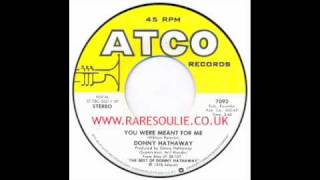 Donny Hathaway - You Were Meant For Me - Atco