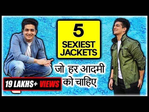 5 Jackets That ALL INDIAN Men Must OWN |  आपको इन जैकेट को खरीदना चाहिए | BeerBiceps Hindi