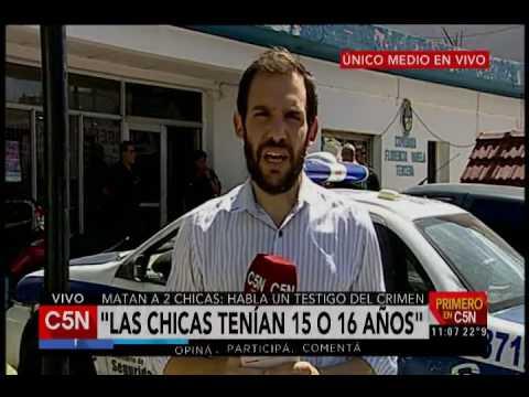 C5N - Sociedad: Masacre de Florencio Varela, habló un testigo