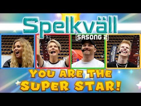 Spelkväll S2E9: Mario Party 10 med TheJnx, Daniel H och Keela!