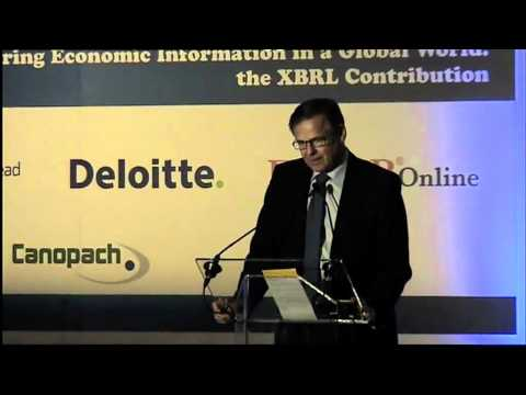 XBRL and E-banking/E-invoicing - 22nd XBRL International Conference