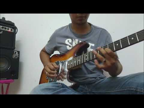Ekamatra - Pusara di Lebuhraya (Guitar solo cover)