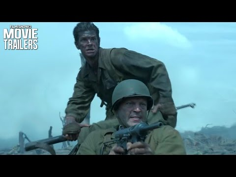 New s for HACKSAW RIDGE  Mel Gibson's WWII drama Best Picture Oscar Nominee