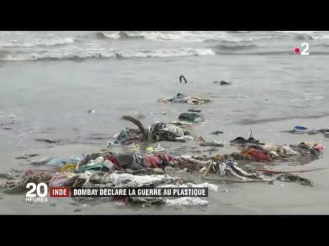 Bombay déclare la guerre au plastique
