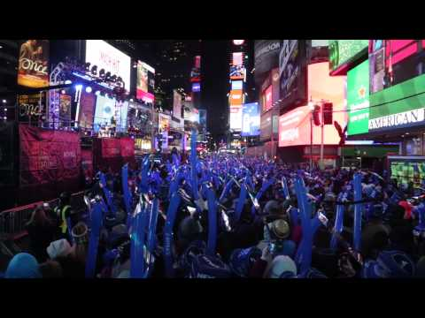 Celebrate New Year's Eve in the Big Apple at the Crowne Plaza Times Square Manhattan