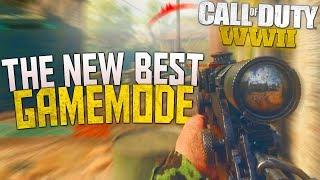 CoD: WWII: The New BEST Game Mode? (CoD: WW2 War Gameplay)