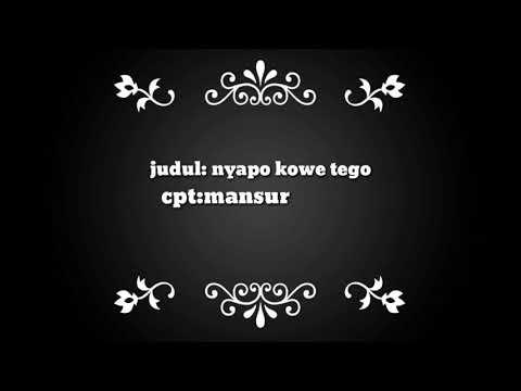 nyapo-kowe-tego-lagu-terbaru-2019