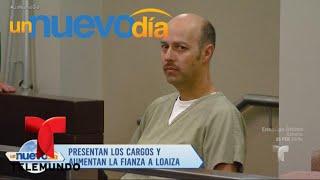 ¡Esteban Loaiza aseguró que es inocente! | Un Nuevo Día | Telemundo