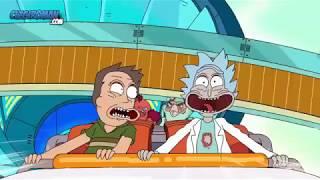 Rick And Morty 3. Sezon Fragmanı (Türkçe Altyazı)