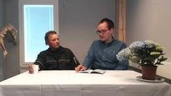 Ravinetti LIVE - Haastattelussa Ivar Holmlund