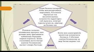 Ш Айтматов «Боранды бекет» романы Алғашқы ұстаз. Пән оқытушысы: Абизова А.М.