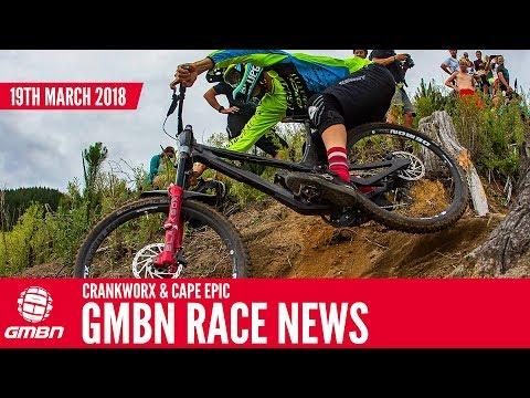 GMBN Mountain Bike Race News Show | Cape Epic + Crankworx