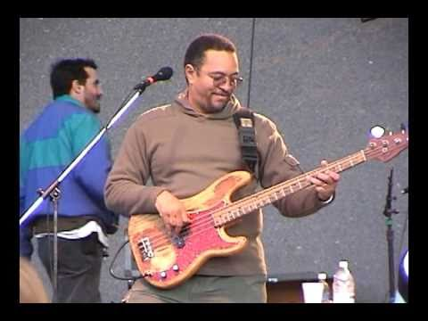The Funky Meters (4 of 7) Drum Solo - Just Kissed My Baby - Bass Solo 10/8/00 Cincinnati, OH