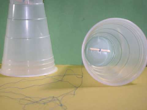 Como Hacer Un Telefono Con Vasos Plasticos Manualidadesconninos