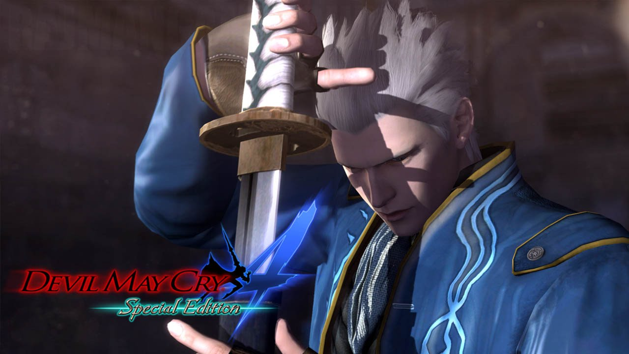 Devil May Cry 4 Special Edition Vergil Gameplay Dmc4 Youtube