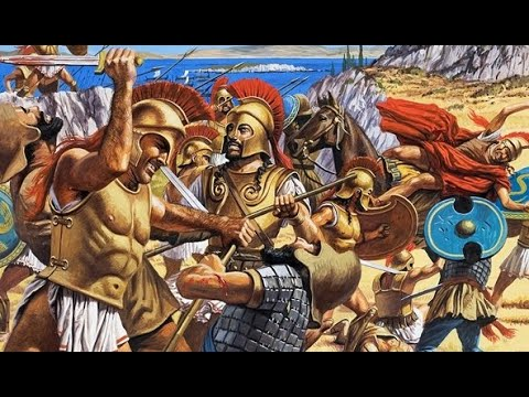 The Battle of Marathon (The Histories of Herodotus Excerpt)