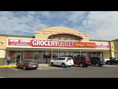 Grocery Outlet # 265-Spokane Valley WA- Now Open