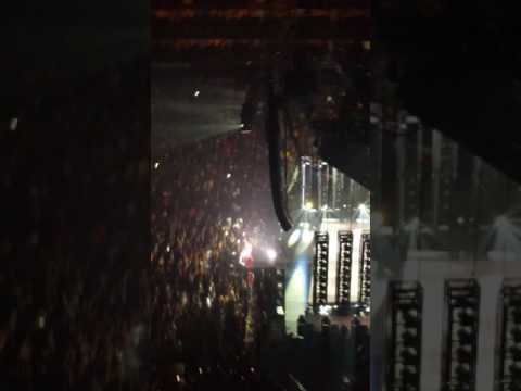 Kendrick Lamar Live at Toyota Center Houston, Texas 7-15-17 Humble
