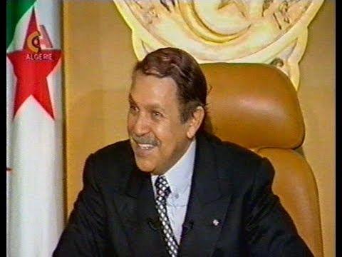 Interview accordée par Bouteflika à la Télévision égyptienne en 1999 (1/2) بوتفليقة
