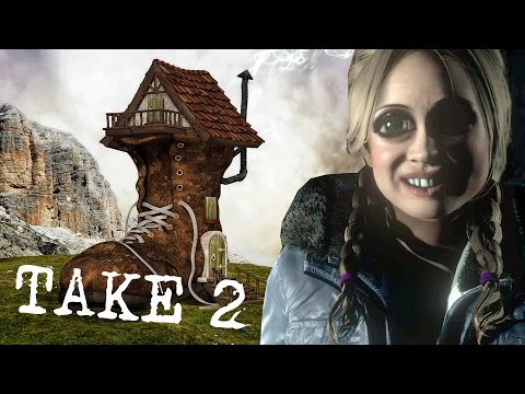 TAKE 2 BEGINS | Until Dawn [TAKE 2] #1