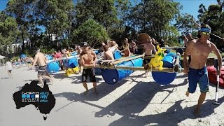 GoPro: Athletes Take on the Gold Coast, Australia