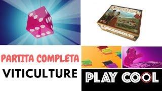 Viticulture - Partita completa con Daniele - Playcool