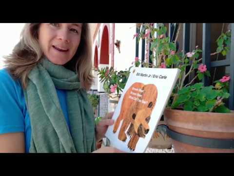 Brown Bear By Teacher Lisi