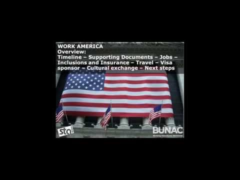 work in america Work and travel usa with ciee gives you a chance to be much more than a tourist experience living and working in america and discover a new culture.