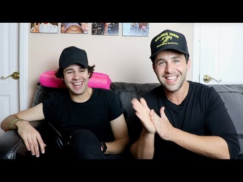 LOSING YOUR V CARD WITH DAVID DOBRIK! AWKWARD FIRST TIME