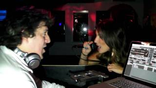Gabriella Ellis and DJ Hernan Atencio / Hit The Road Jack (Mix) @ Maggie