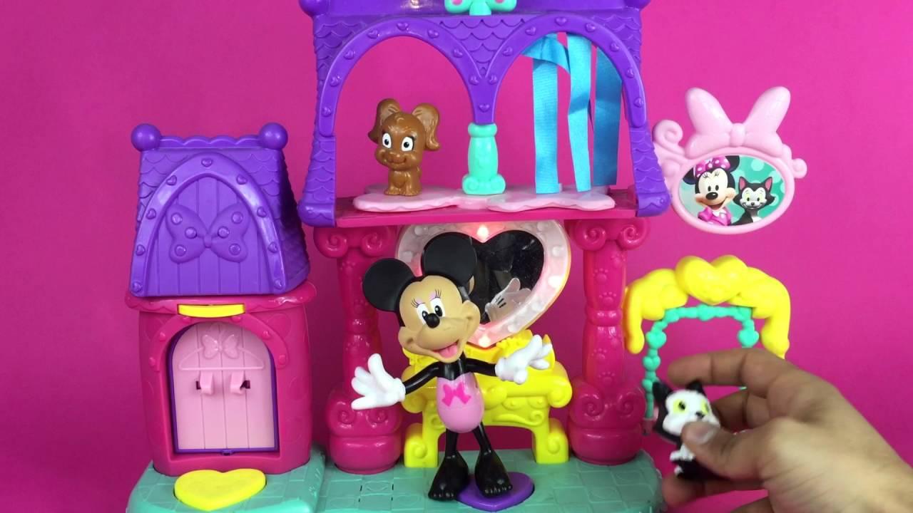 Casa Di Minnie Giochi Per Bambini Disney Junior Mickey Mouse