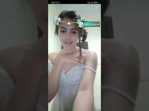 CEWE TENGIL TRANSPARAN UTING BIGO LIVE HOT INDONESIA PART 2