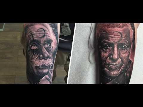 Anrijs Straume - Dark Trash Realism | UK Tattoo Artist