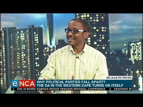 Will the DA survive factionalism in the party?