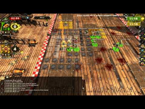 Let's Play Blood Bowl: CE, Match 3 (Half 2) vs Halman, Halfling |