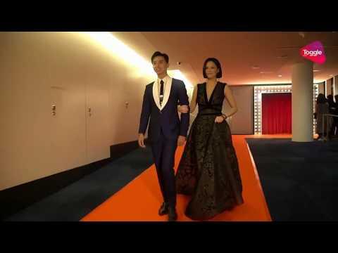 Aloysius Pang In Star Awards 2018 Red Carpet