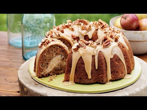 Apple-Cream Cheese Bundt Cake | Southern Living