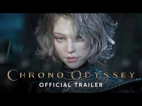 크로노 오디세이 공식 1차 트레일러  [Chrono Odyssey Official 1st Trailer]