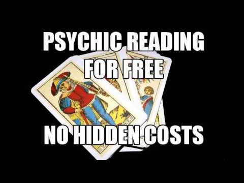 Free Online Psychic Reading No Credit Card Required