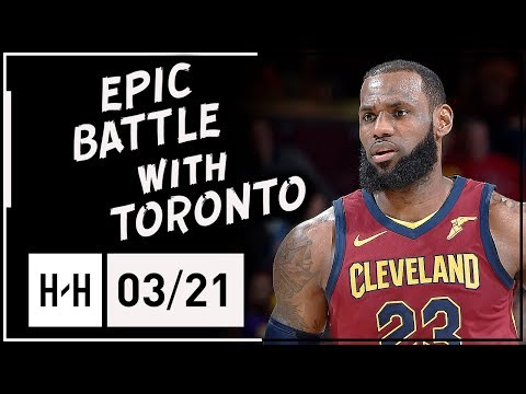 LeBron James EPIC Full Highlig cavs
