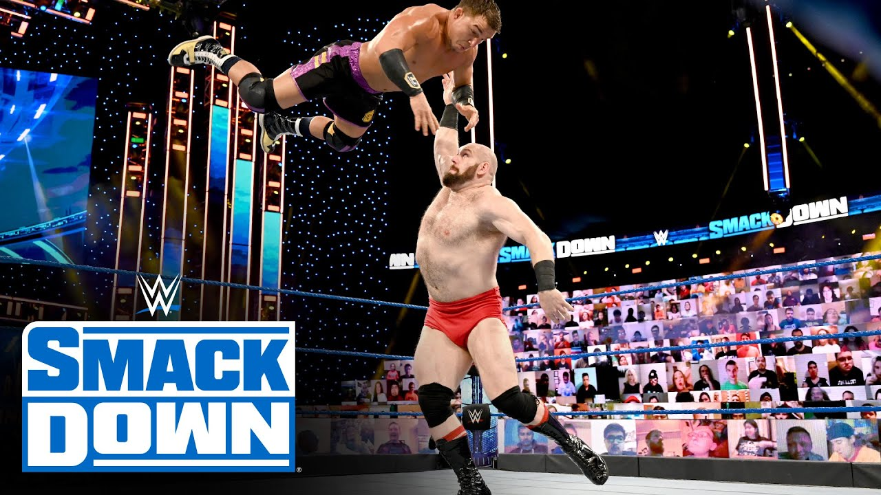 Shorty G. vs. Lars Sullivan: SmackDown, Oct. 23, 2020